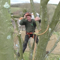 Andrew Mcdonald, arborist