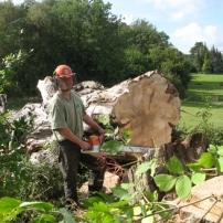 Andrew Mcdonald, tree surgeon